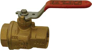 red whiteballvalve1